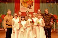Праздничный концерт ко дню Великой победы - Вокзалы памяти_00072